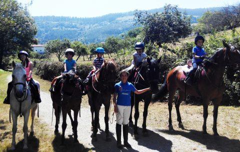 excursiones caballo asturias