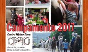 Campamento Ecuestre Verano 2017, abierta la inscripción